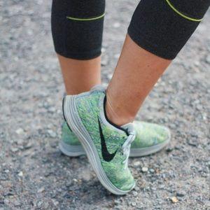 Nike flyknit lunar sneaker